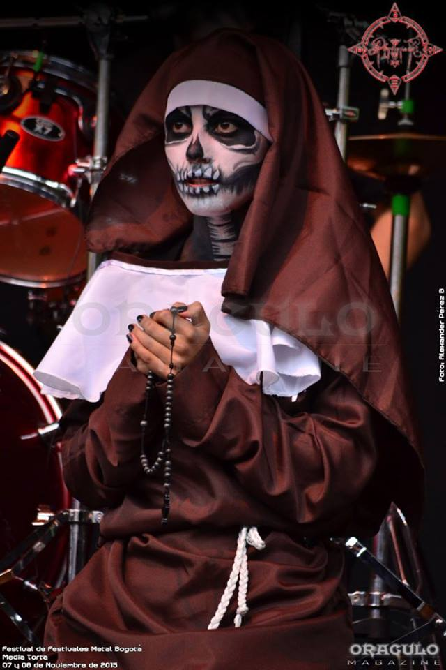 Festival de Festivales Metal Bogotá