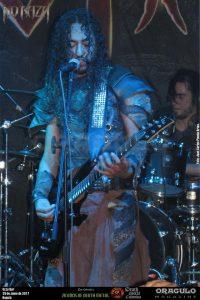 No Raza 20 Años de Death Metal