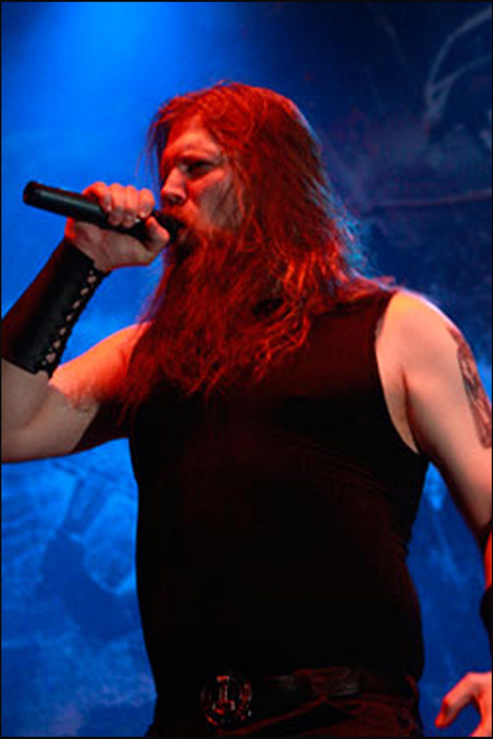 Amon Amarth en Bogotá 2009