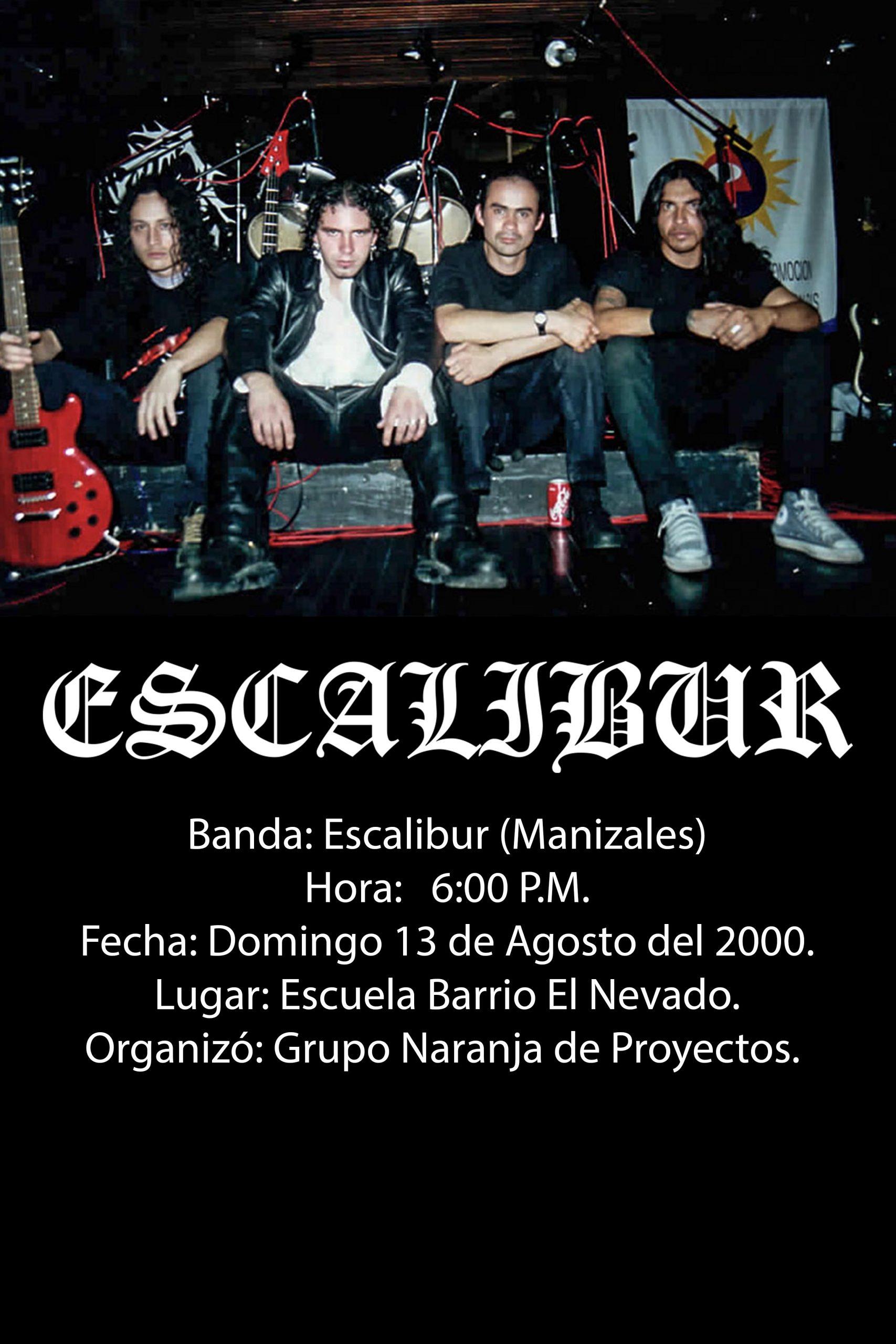 Escalibur