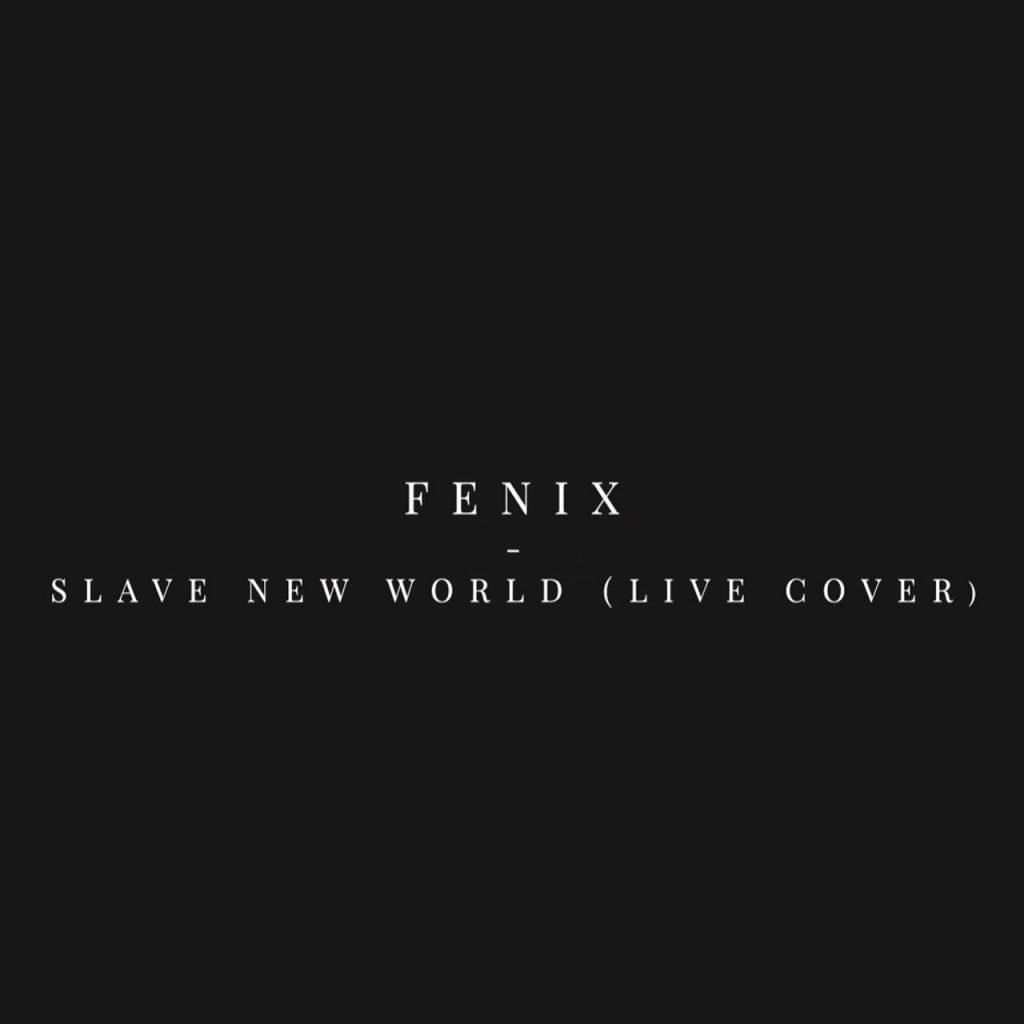 Fenix Lanza su mas reciente video live cover