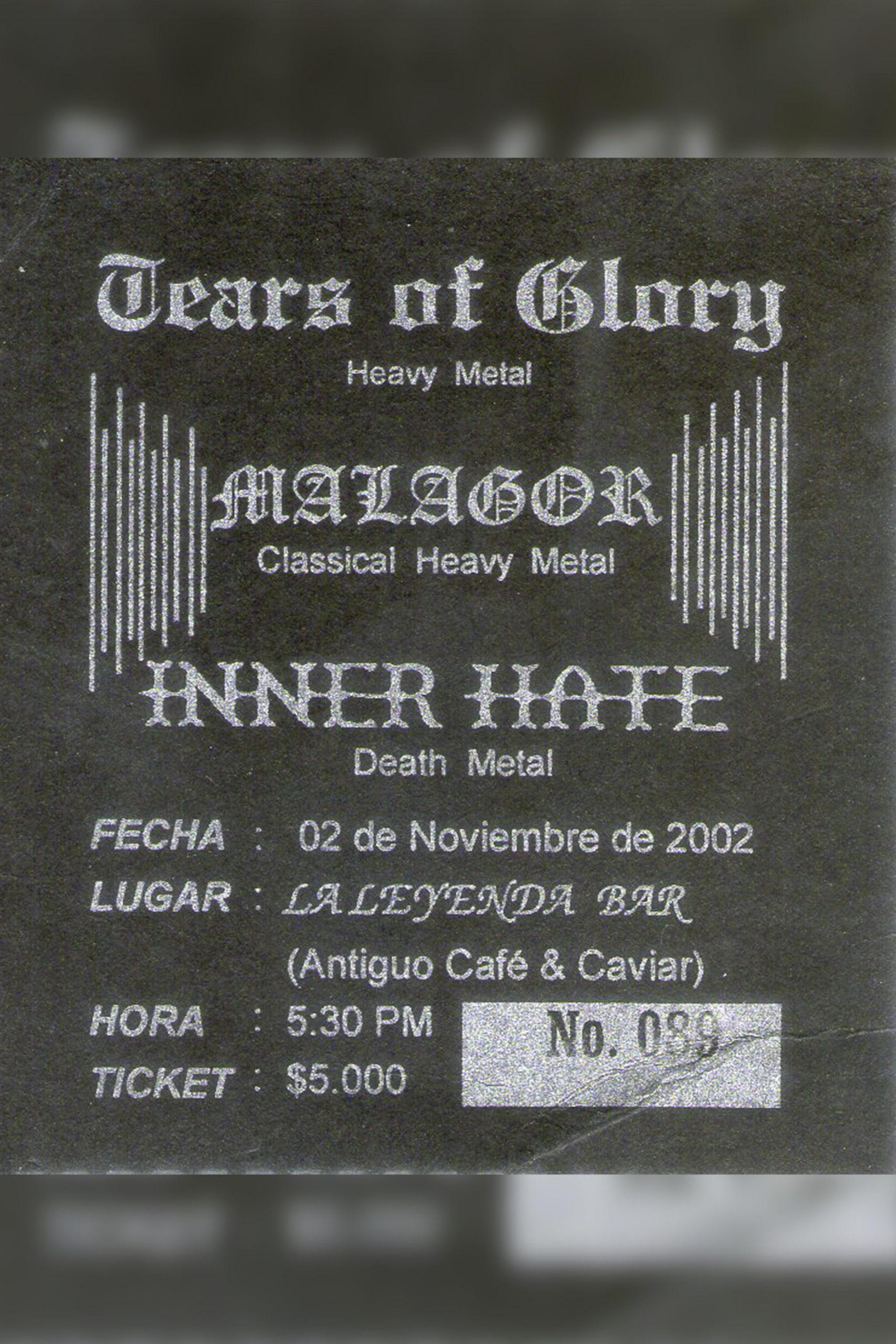 Festival de Metal en Manizales