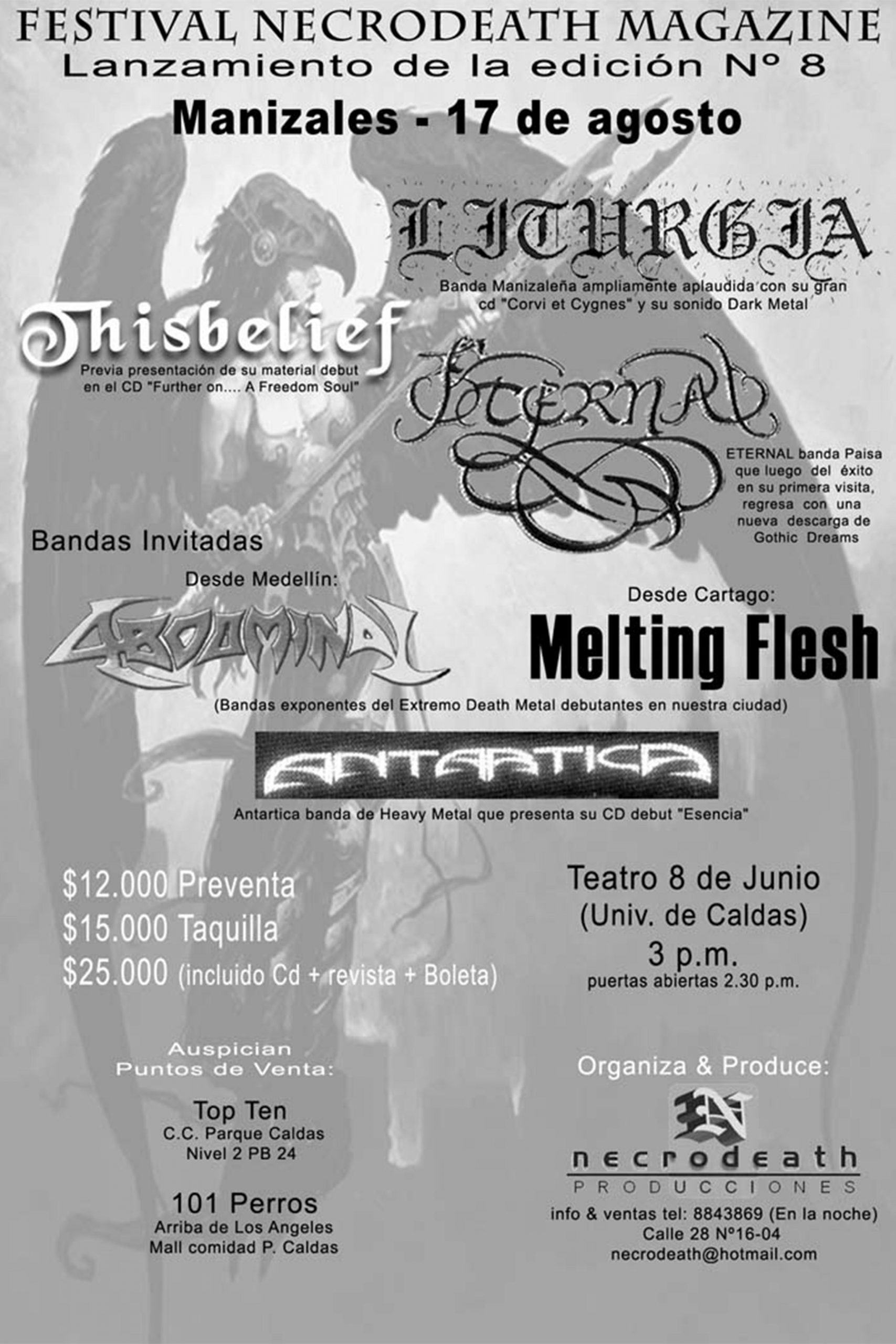 Festival necrodeath
