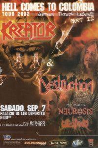 Kreator & Destruction Live!