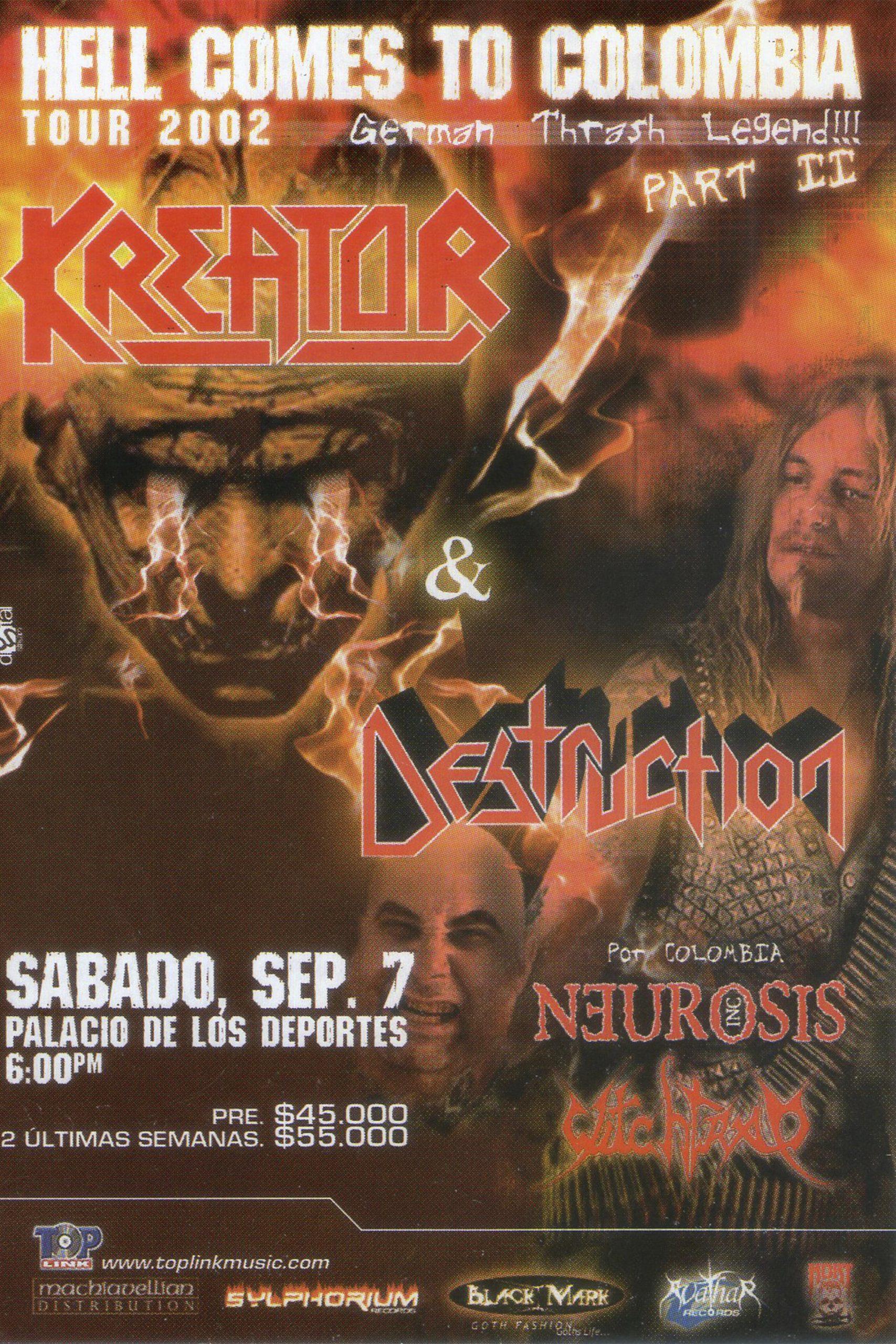 Kreator-Destruction