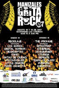 Manizales Grita Rock 2007