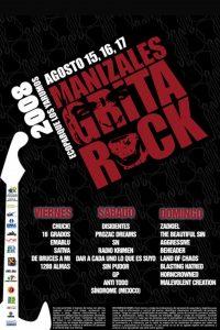 Manizales Grita Rock 2008