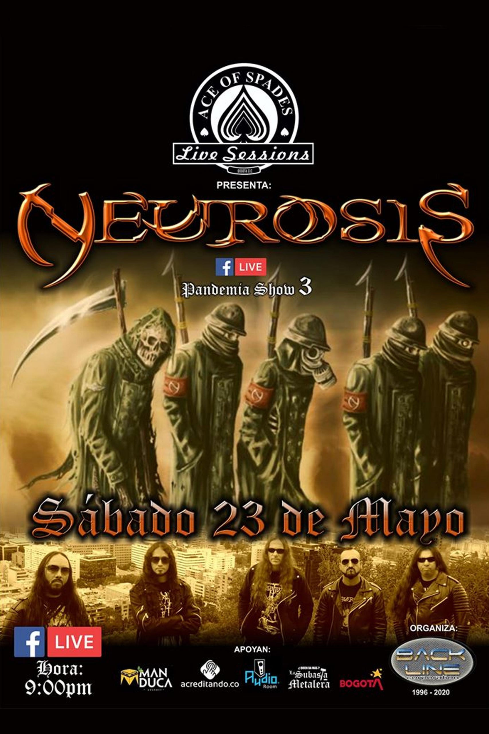 Neurosis Live Session