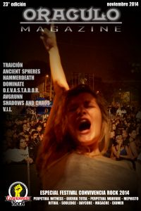 23° Edición. Noviembre 2014