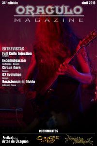 34° Edición. Abril 2016