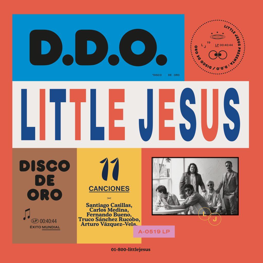Little Jesus presenta su disco de oro