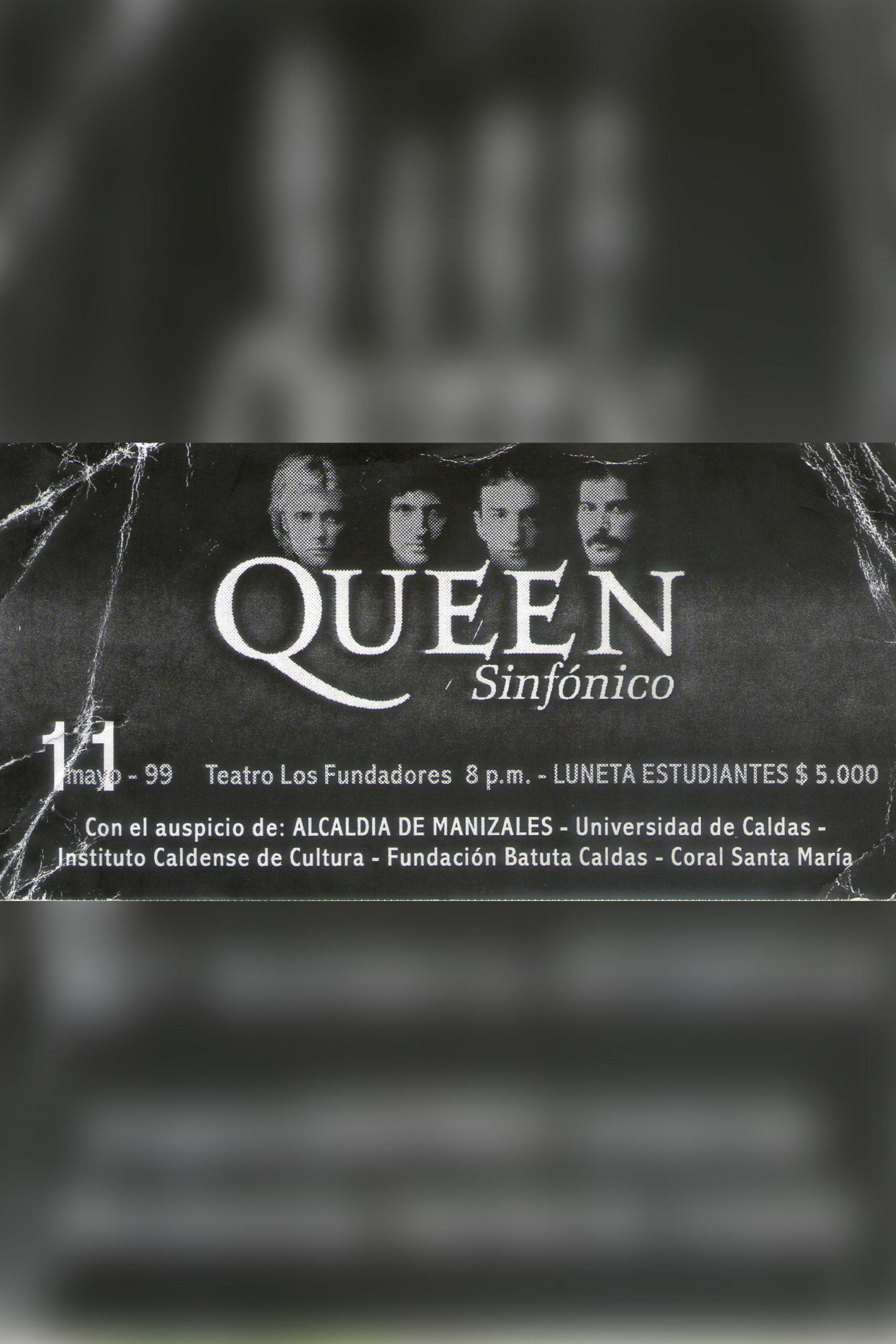 Queen Sinfonico