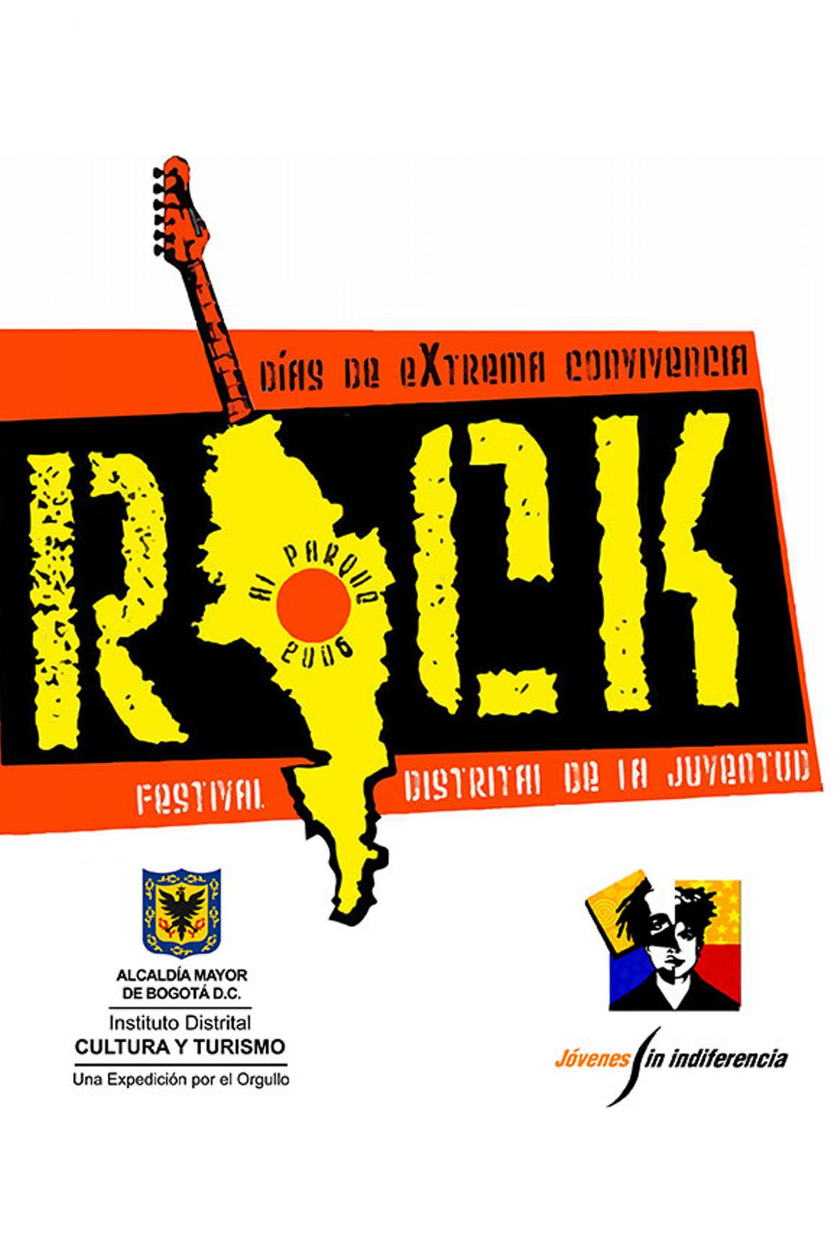 Rock al Parque 2006