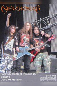 Rock al Parque 2011