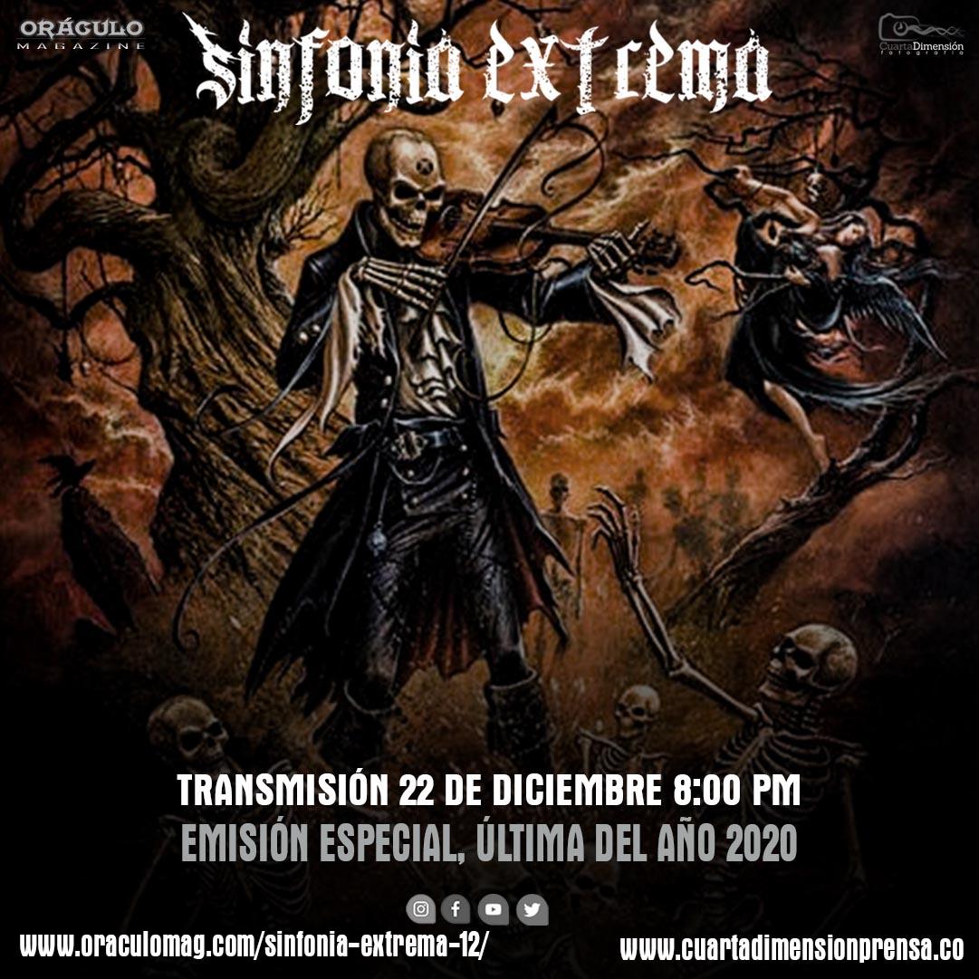 Sinfonía Extrema 12