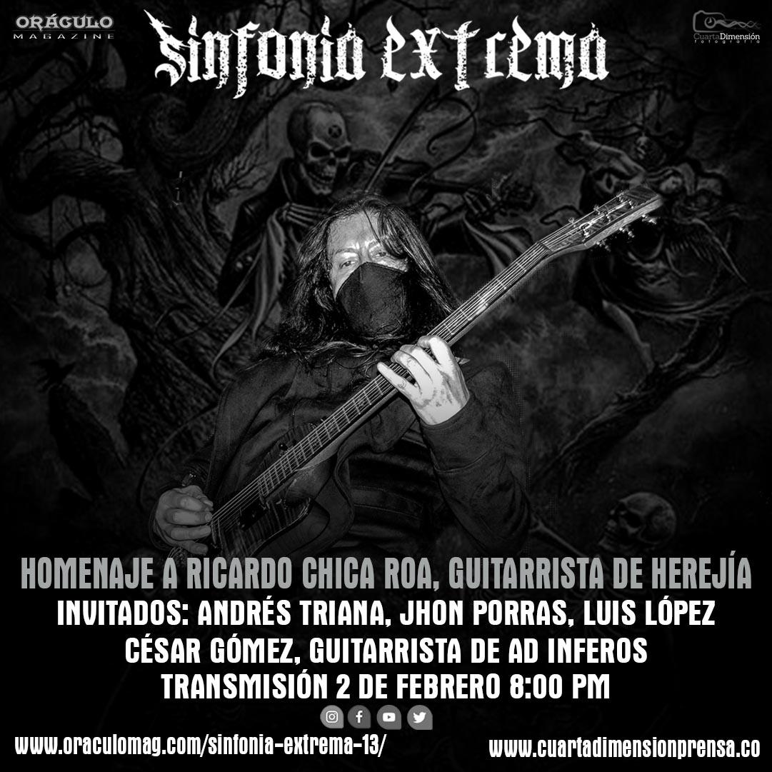 Sinfonía Extrema 13