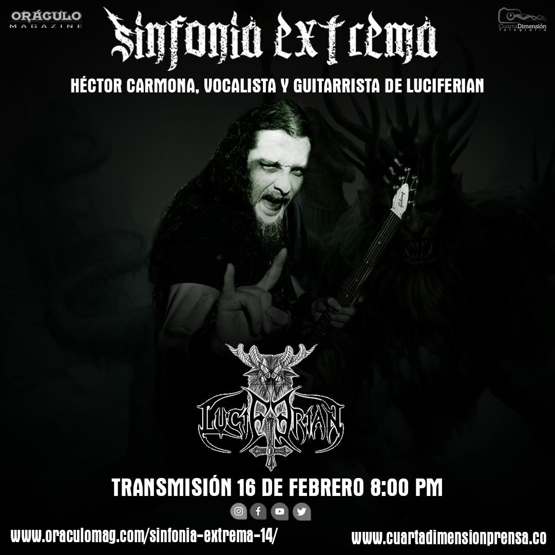 Sinfonía Extrema 14