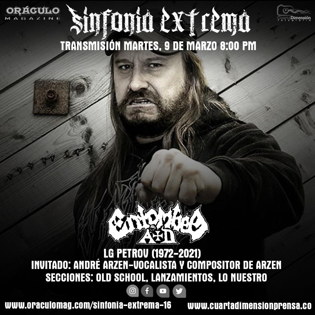 Sinfonía Extrema 16