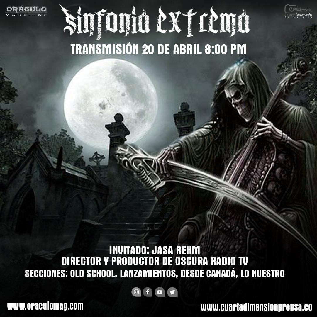 Sinfonía Extrema 20