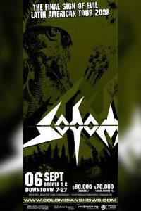 Sodom en Bogotá