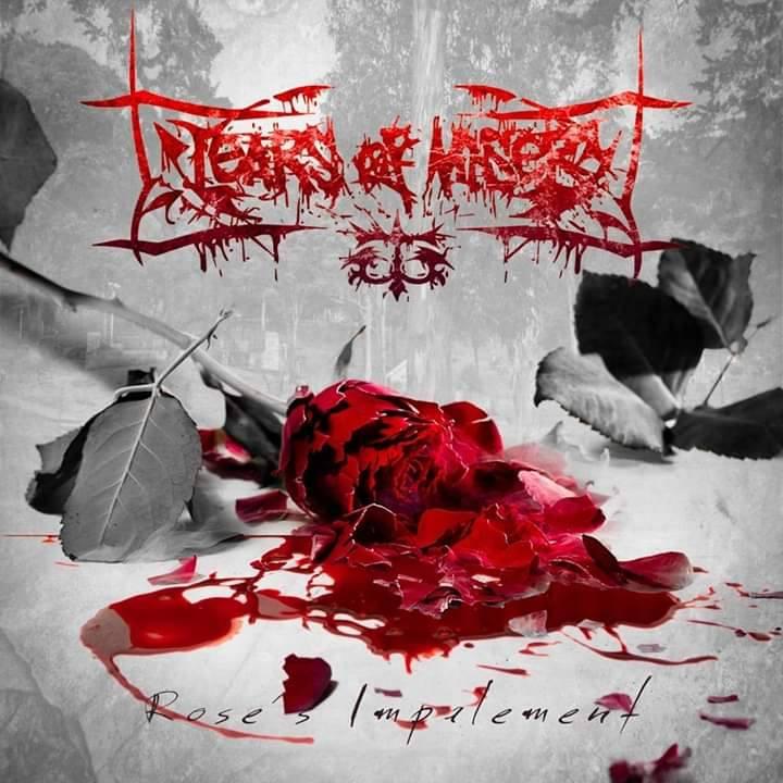 """Portada """"Rose´s Empalment"""" de Tears of Misery"""
