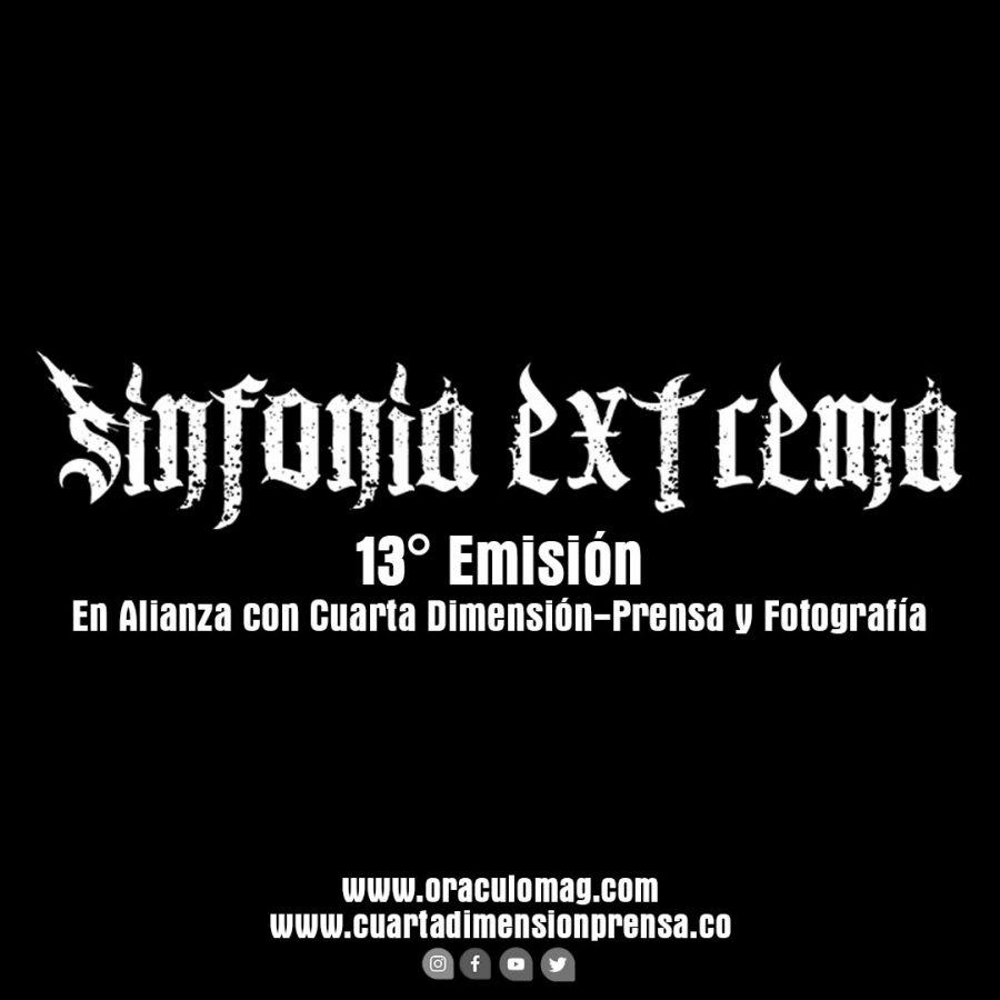 13. Sinfonía Extrema