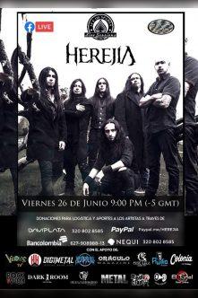 Herejia Live Session