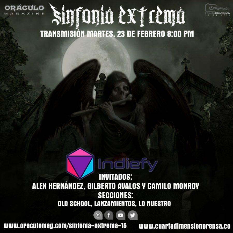 Sinfonía Extrema 15