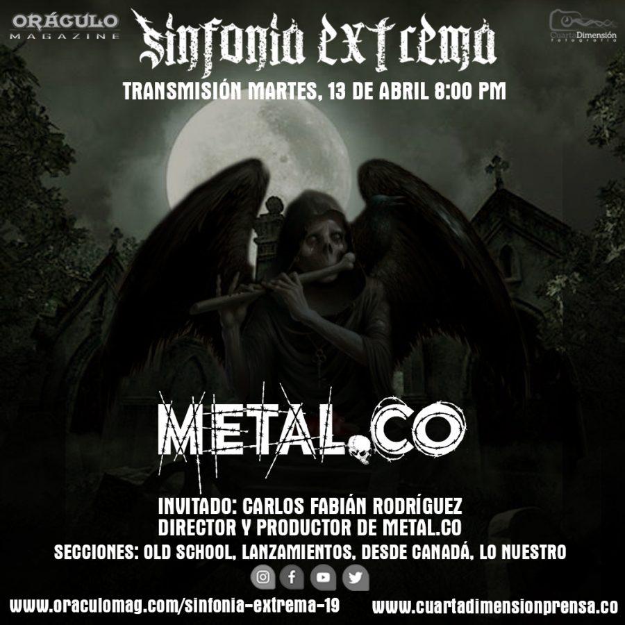 Sinfonía Extrema22