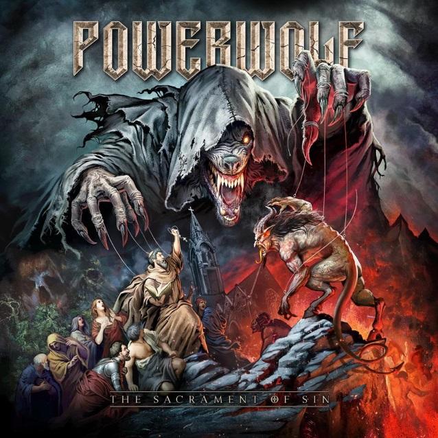 Powerwolf – Estrenan Nueva Canción
