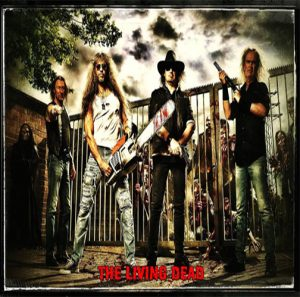 "Grave Digger lanzara ""The Living Dead"""