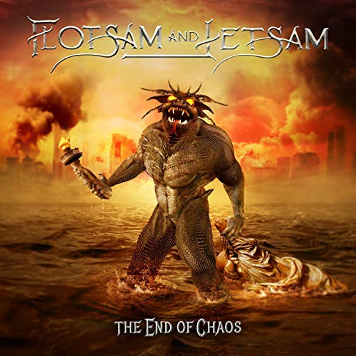 "Flotsam & Jetsam.""The End of Chaos"""