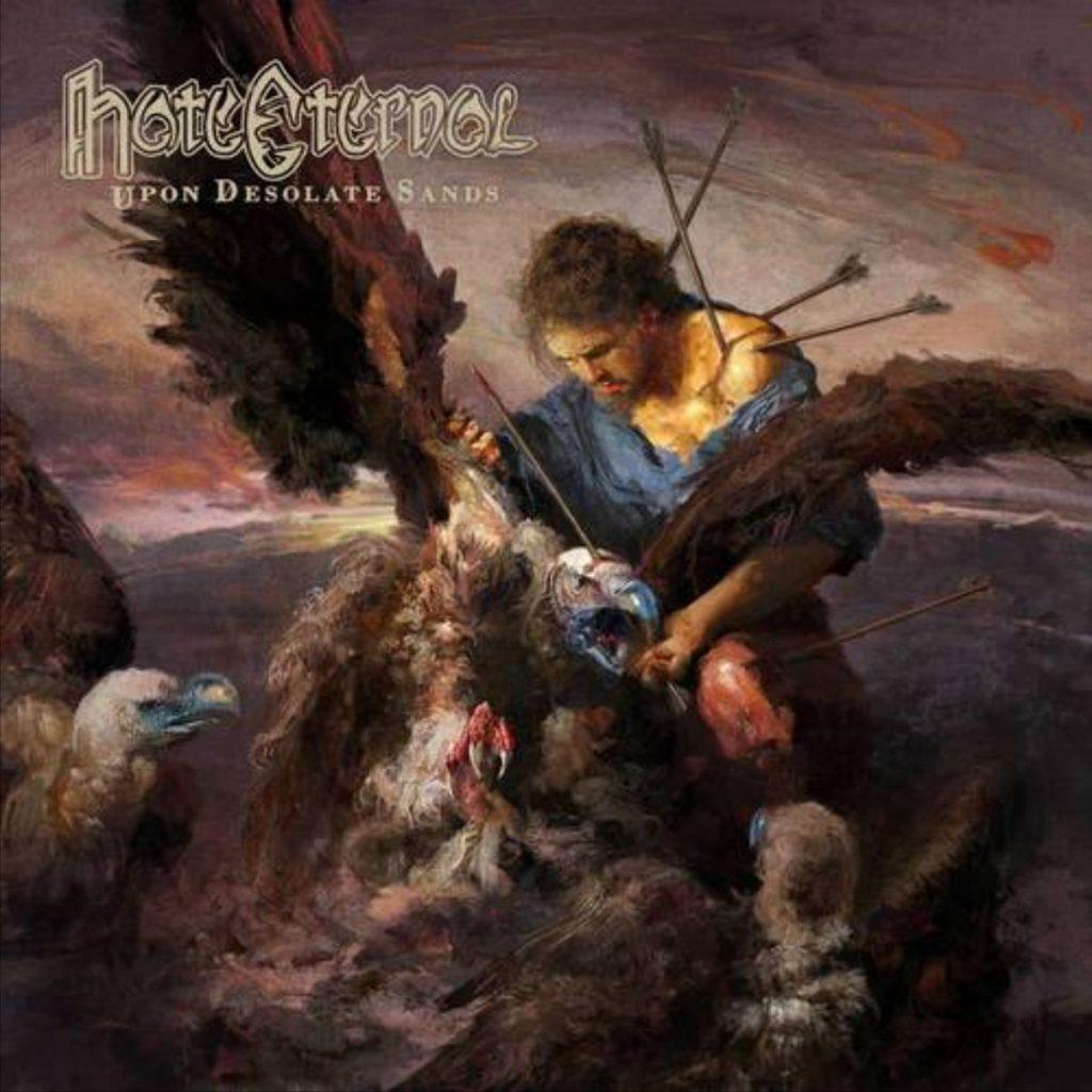 Season Of Mist, ahora está transmitiendo el nuevo álbum de Hate Eternal