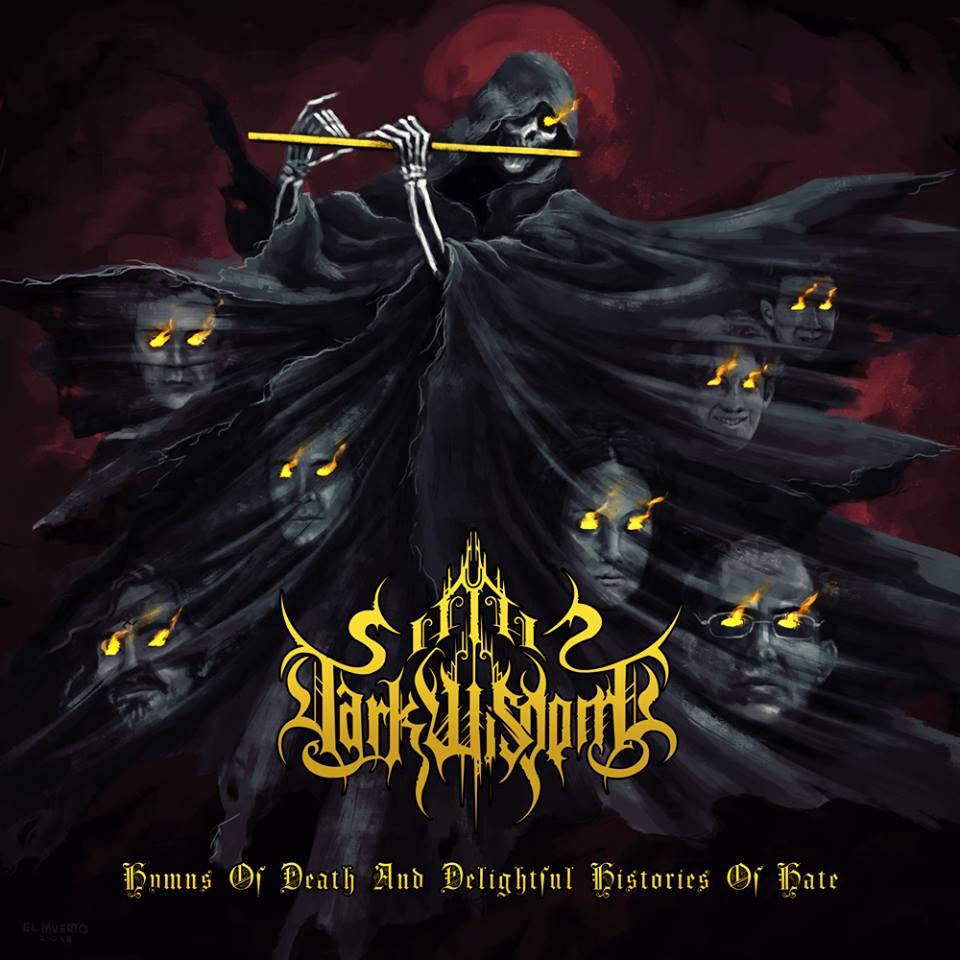 Dark Wisdom presenta portada del nuevo álbum