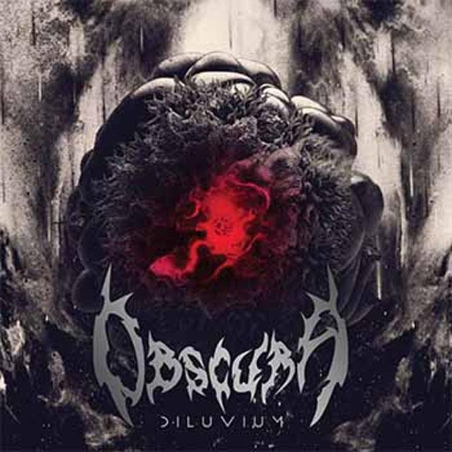 """Obscura lanzó """"Diluvium"""""""