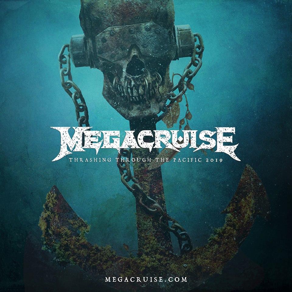 Megadeth tendrá su propio crucero