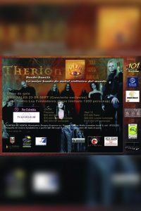 Therion en Manizales